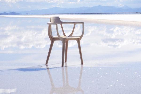 "A cadeira Eutopia, de Francisco Gomez Paz, recebe o Compasso d'Oro: ""design industrial sem indústria"""