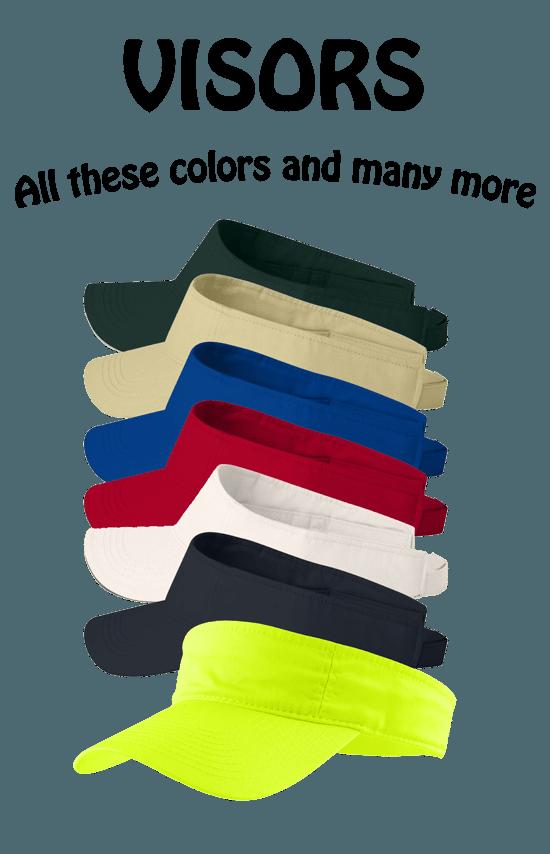 Hats Visor Collection
