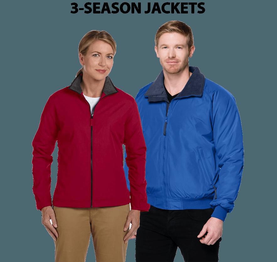 3 Season Jackets