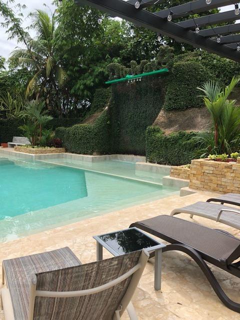 New Pool Hotel Diuwak Dominical