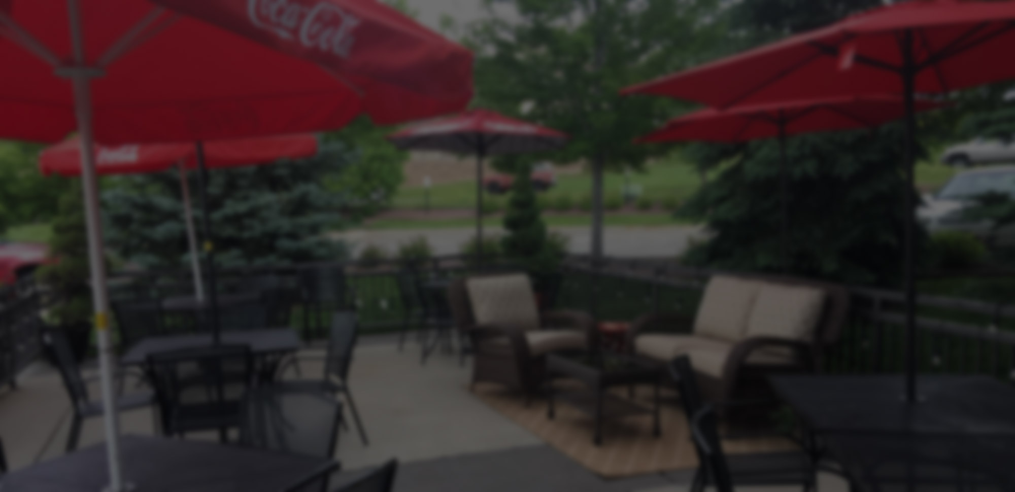 Patio and Catering Reservation