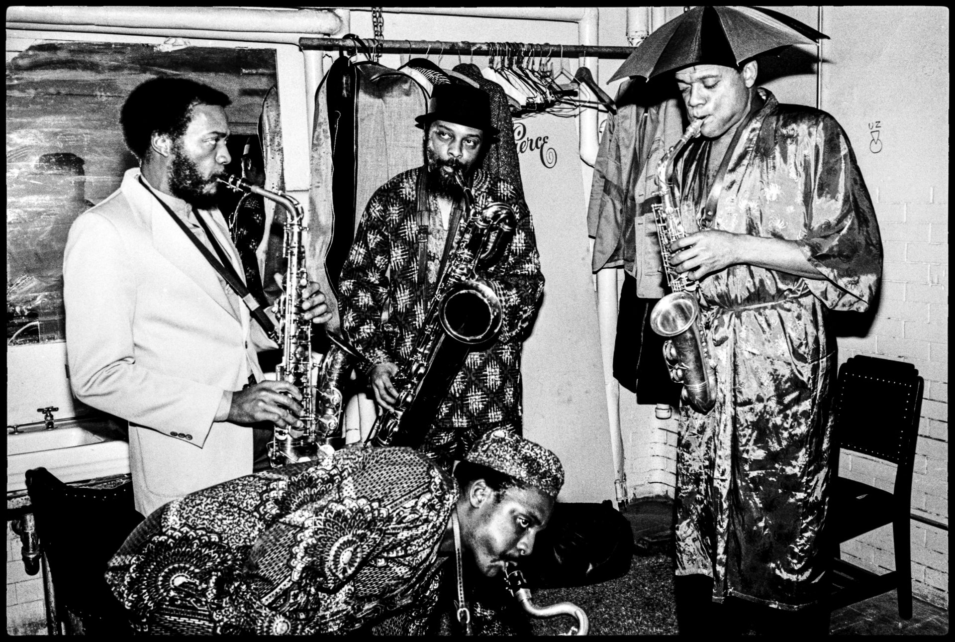 World Saxophone Quartet 1978