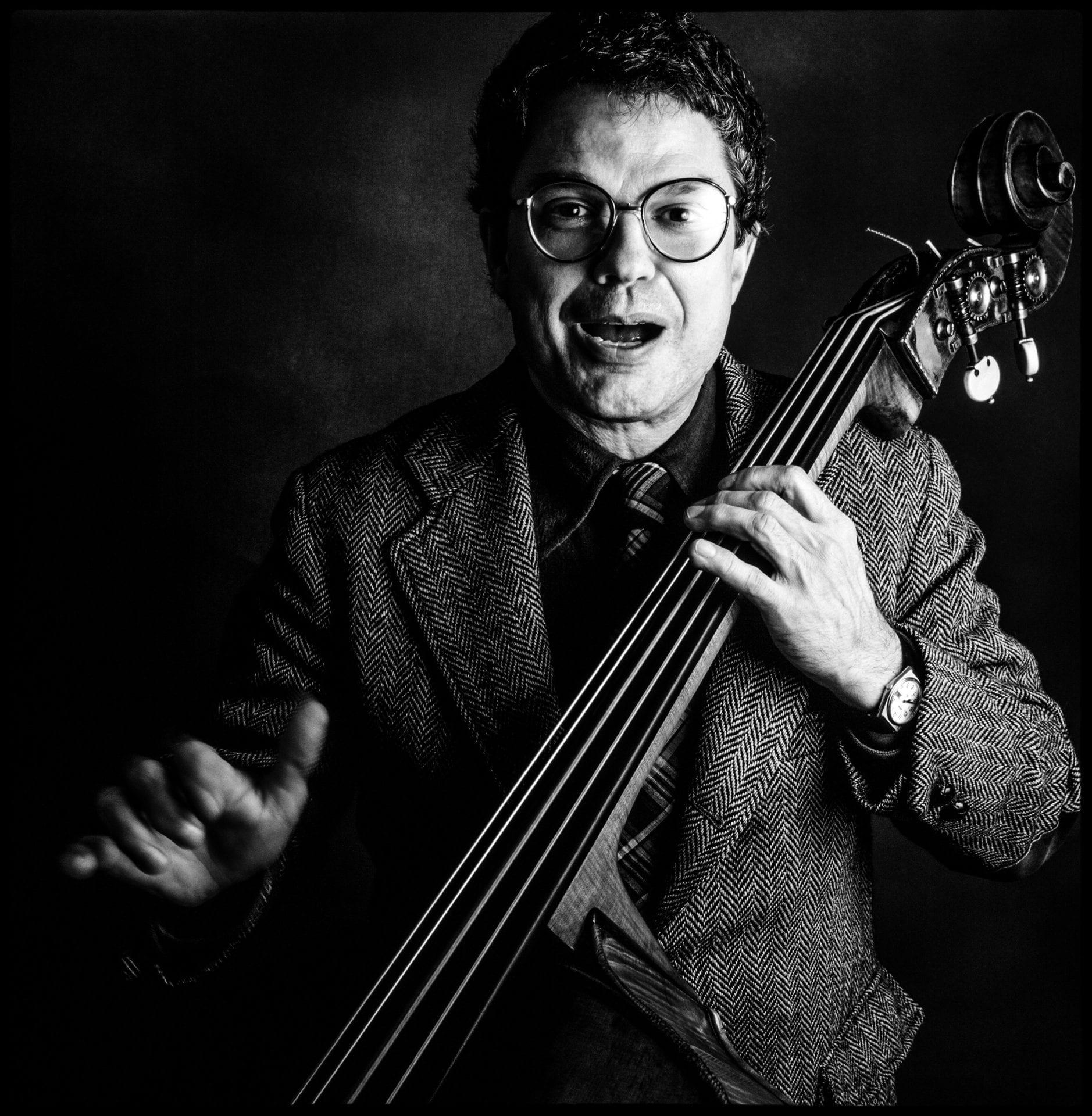 Charlie Haden 1983