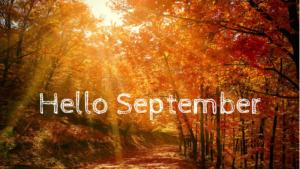 Wellness news for september
