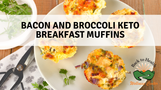 Keto Breakfast Muffins