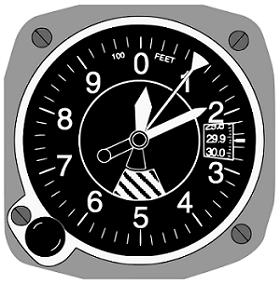 An altimeter