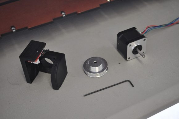 Belt Stepper Parts