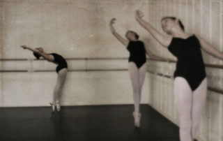 Where to Place Your Hand at Barre in Ballet Class