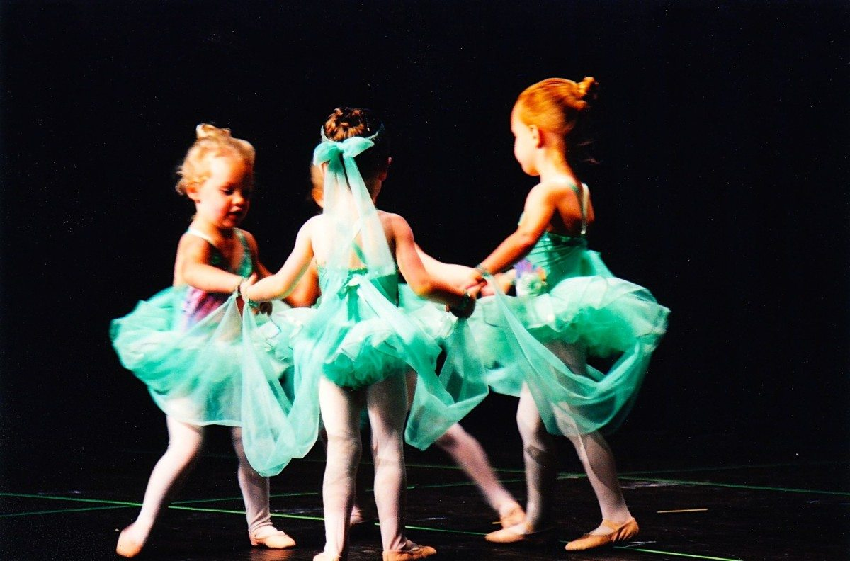 Ballet Lessons and Your Child's Development
