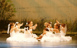 benefits of ballet lessons