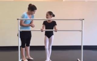 San Antonio Ballet Lessons Dancing with Elizabeth