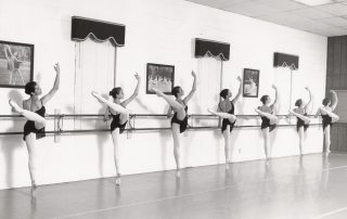 Giving Thanks for the Gift of Ballet