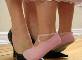 How I Came to Be a Ballet Mom