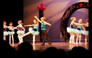 My Ballet Dancing Son