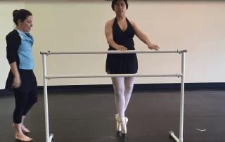 San Antonio Ballet Lessons Bourree