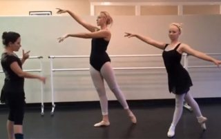 San Antonio Classical Ballet Lessons Third Arabesque Discussion