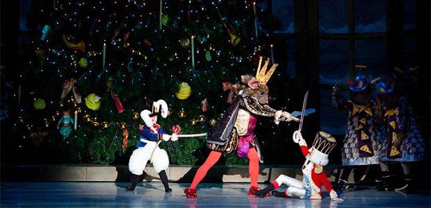 Ballet Christmas The Nutcracker
