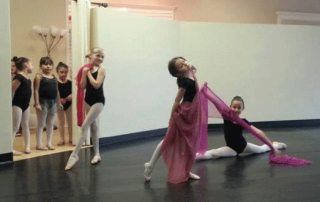 What to expect during your first ballet class