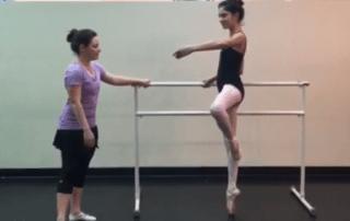 San Antonio Ballet Class - Introduction to Fouetté