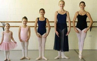 What to Wear to Ballet Class