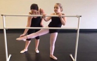 Taking Corrections in Ballet Class