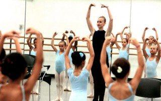 Great Ballet Teacher