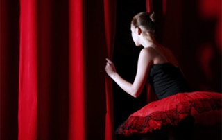 My Daughter Gets Nervous Before Ballet Performance