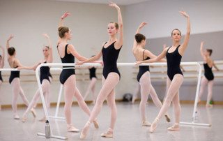 Perfecting Ballet Technique Using Real Life Ideas