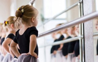 The First Ballet Class - What Parents Should Expect