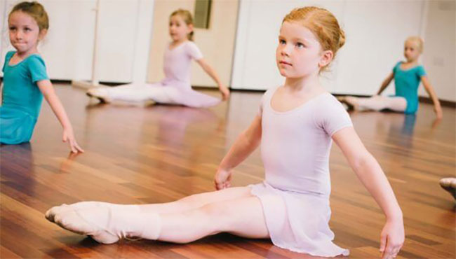 How Ballet Dance Helps Your Child