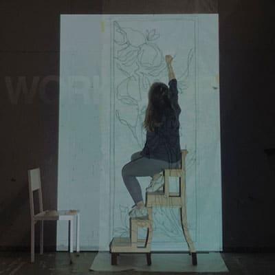 艺术家-李颂晖