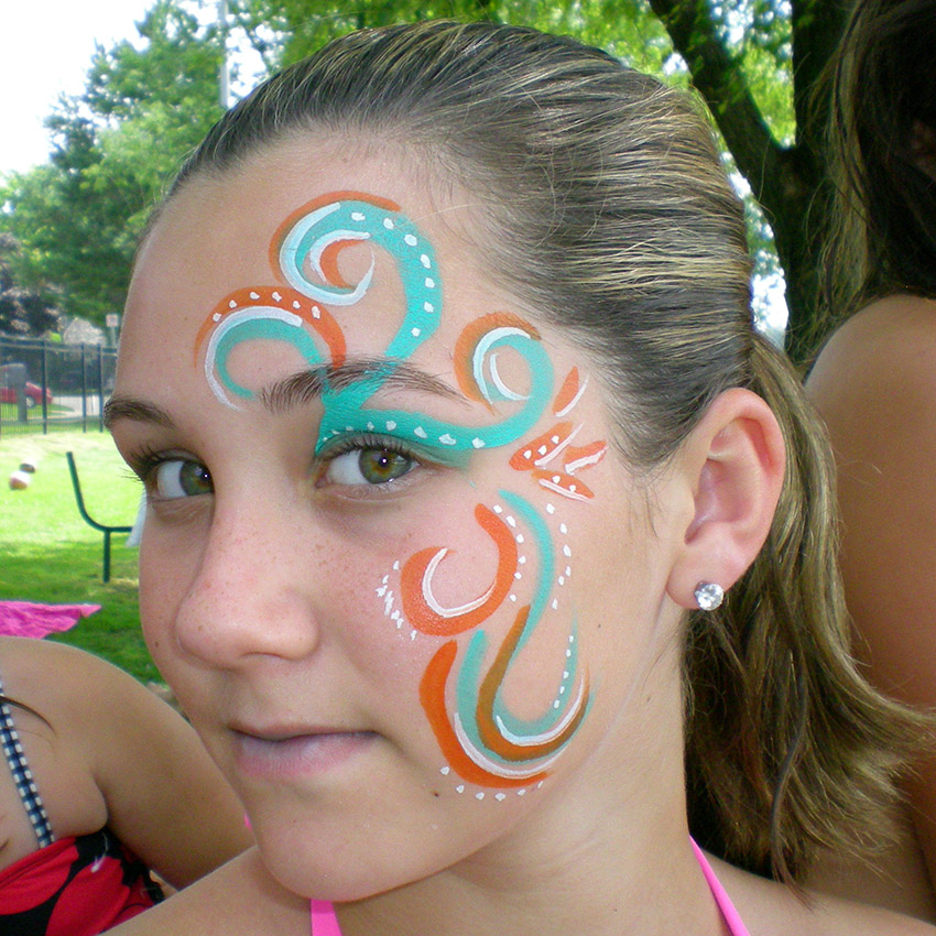 Face Painting for Events