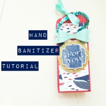 Hand Sanitizer Tutorial