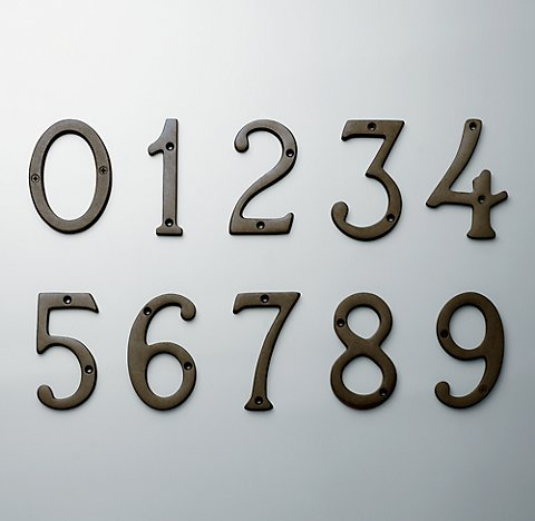 Restoration Hardware address numbers