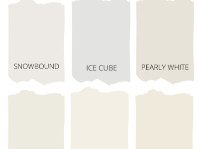 Sherwin Williams Guide to White Paint Colors 2021