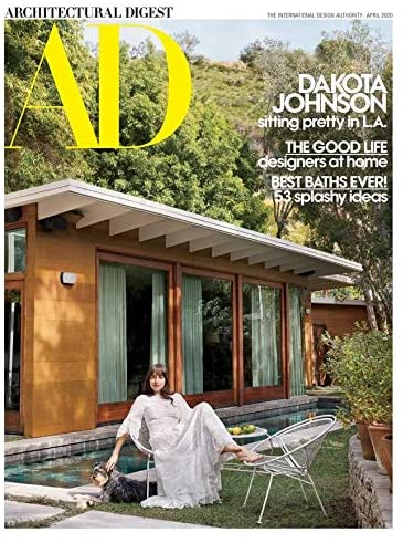 35 Top Interior Decorating Magazines: Architectural Digest Print Magazine