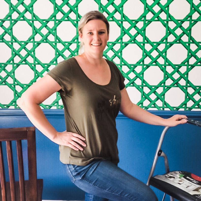 April Waltrip Interiors specializing in interior design for families