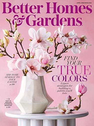 35 Top Interior Decorating Magazines: Better Homes & Gardens