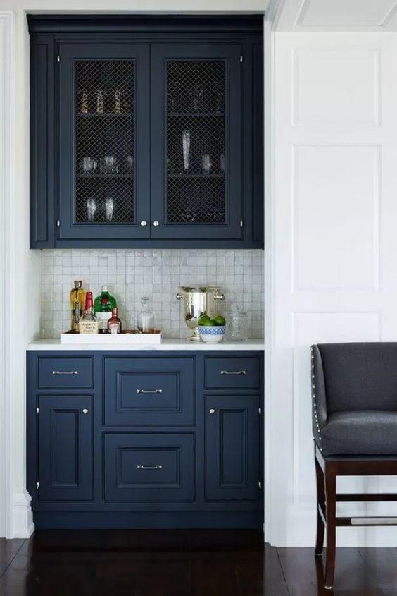 Sherwin Williams Blue Paint Colors Indigo Batik