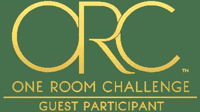 One Room Challenge Spring 2020 Gold Logo