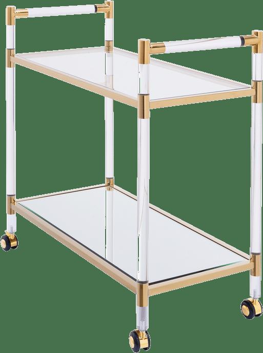 Best Wayfair Acrylic Bar Cart