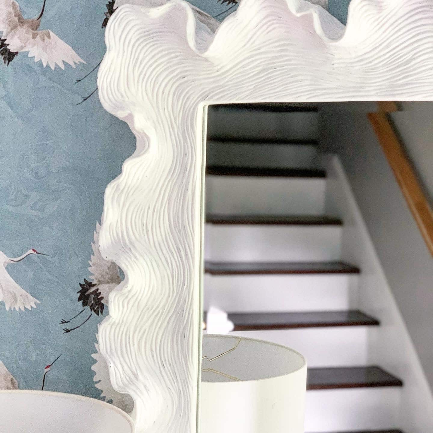 The Only Entryway Mirror You'll Ever Need, Ballard Designs Atoll Mirror