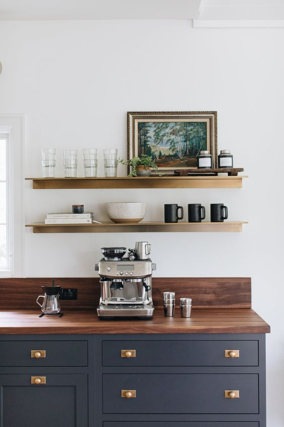 Swoon Worthy Home Coffee Station