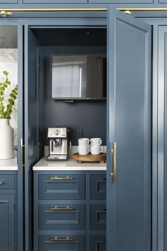 23 Swoon Worthy Home Coffee Stations