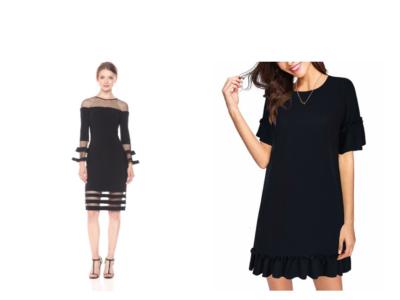 Little Black Dresses Available on Amazon