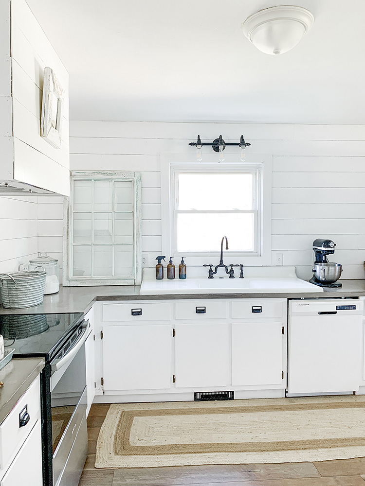 DIY Concrete Counters: 17 DIY Countertops to Update Your Kitchen this Weekend on a Budget