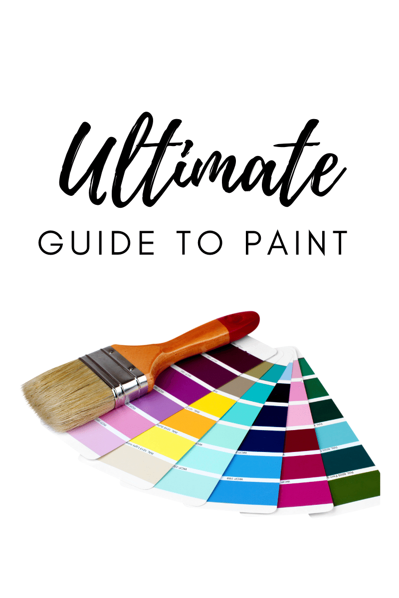 Ultimate Guide to Choosing Paint