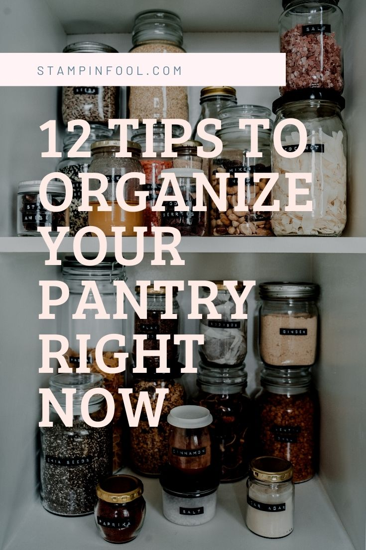 12 Pantry Organization Tips of 2021