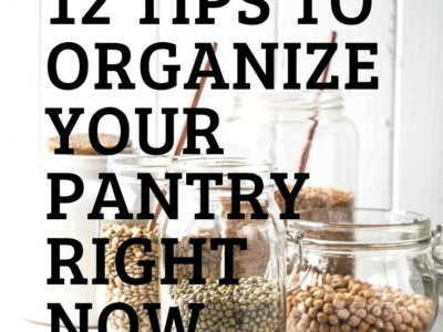 12 Pantry Organization Tips_2021