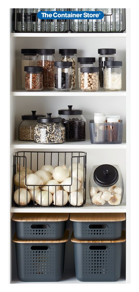 Tip #4 Clear the Pantry Completely Out. 12 Tips to an Always Organized Pantry